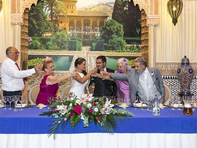La boda de Raquel y José Manuel en Alhaurin El Grande, Málaga 31