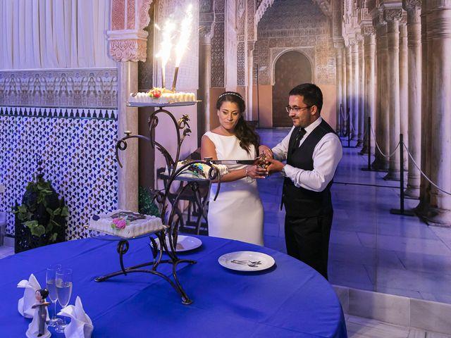 La boda de Raquel y José Manuel en Alhaurin El Grande, Málaga 32