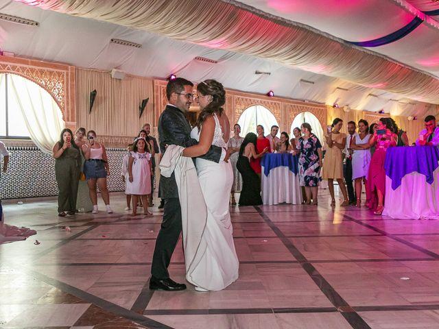 La boda de Raquel y José Manuel en Alhaurin El Grande, Málaga 33