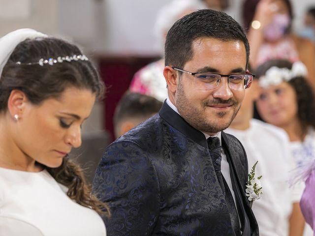 La boda de Raquel y José Manuel en Alhaurin El Grande, Málaga 12