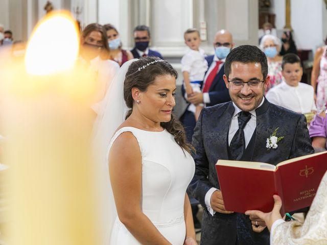 La boda de Raquel y José Manuel en Alhaurin El Grande, Málaga 14
