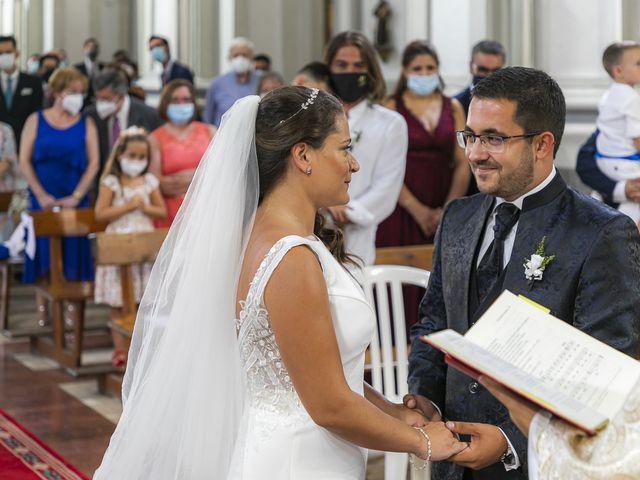 La boda de Raquel y José Manuel en Alhaurin El Grande, Málaga 16