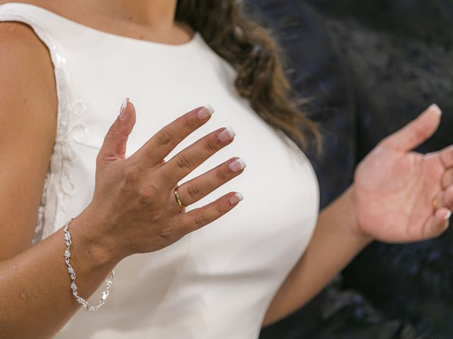 La boda de Raquel y José Manuel en Alhaurin El Grande, Málaga 17