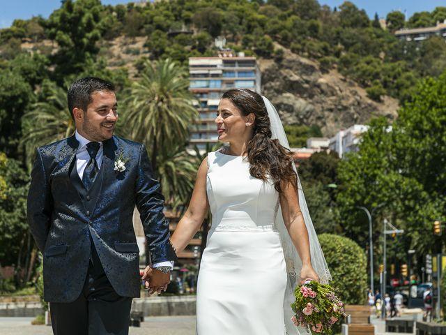 La boda de Raquel y José Manuel en Alhaurin El Grande, Málaga 24