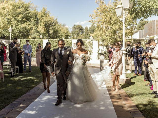 La boda de Axel y Yenny en Madrid, Madrid 5