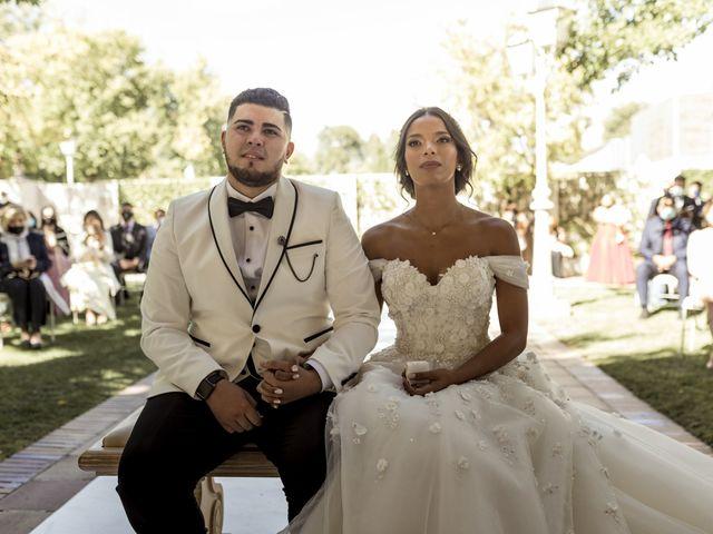 La boda de Axel y Yenny en Madrid, Madrid 8