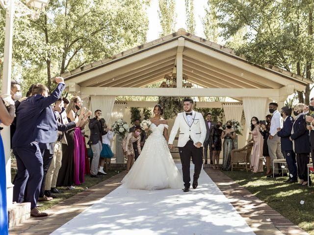 La boda de Axel y Yenny en Madrid, Madrid 10
