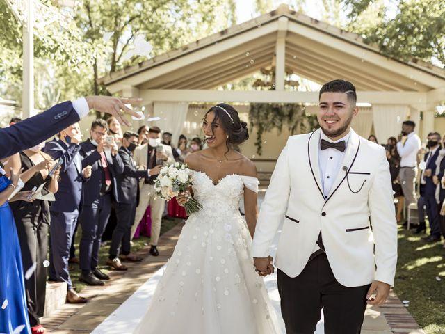 La boda de Axel y Yenny en Madrid, Madrid 11