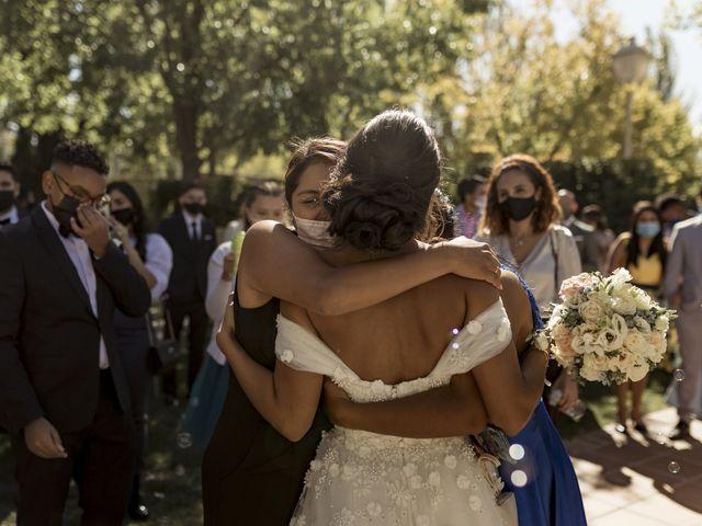 La boda de Axel y Yenny en Madrid, Madrid 13