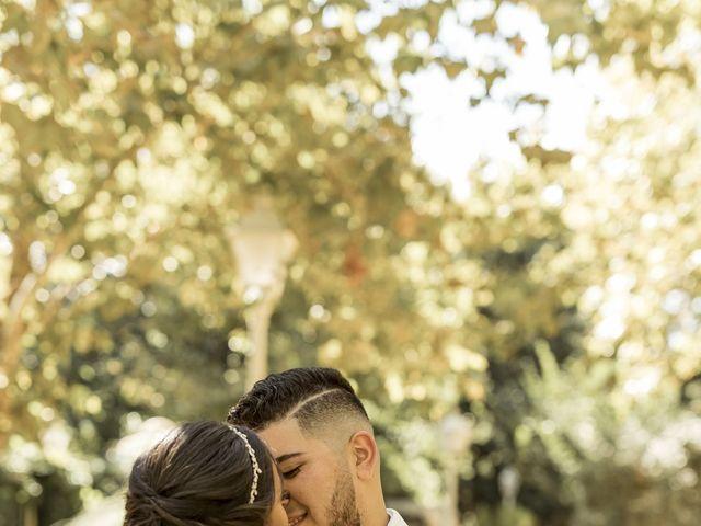 La boda de Axel y Yenny en Madrid, Madrid 18