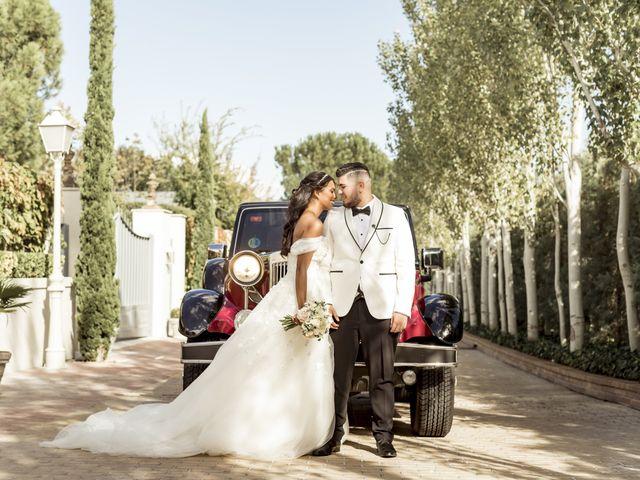La boda de Axel y Yenny en Madrid, Madrid 28