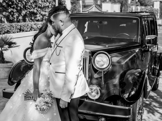 La boda de Axel y Yenny en Madrid, Madrid 38