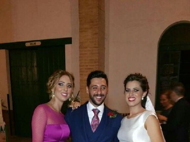 La boda de Migue y Noelia en Almensilla, Sevilla 3