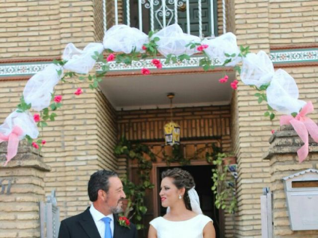 La boda de Migue y Noelia en Almensilla, Sevilla 6