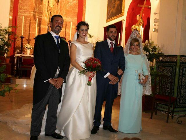 La boda de Noelia y Migue