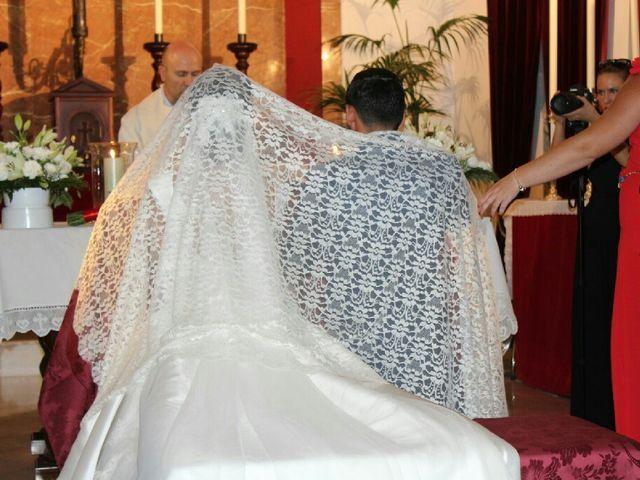 La boda de Migue y Noelia en Almensilla, Sevilla 2