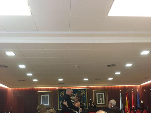 La boda de Toño y Elena en Fresnedilla De La Oliva, Madrid 5