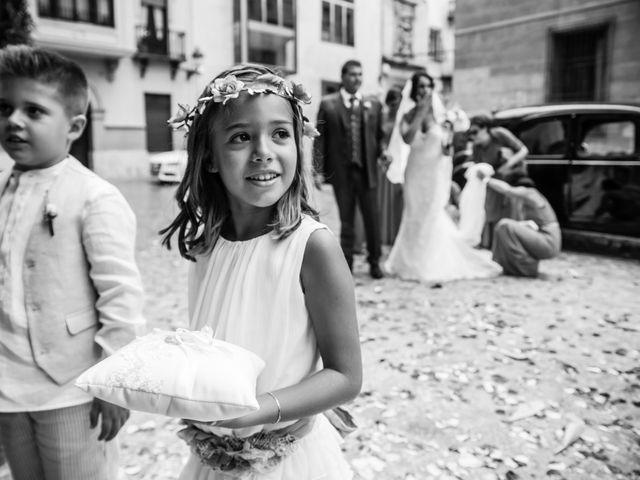 La boda de Alberto y Mayka en Elx/elche, Alicante 13