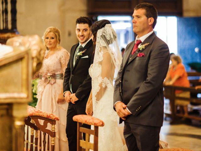 La boda de Alberto y Mayka en Elx/elche, Alicante 14