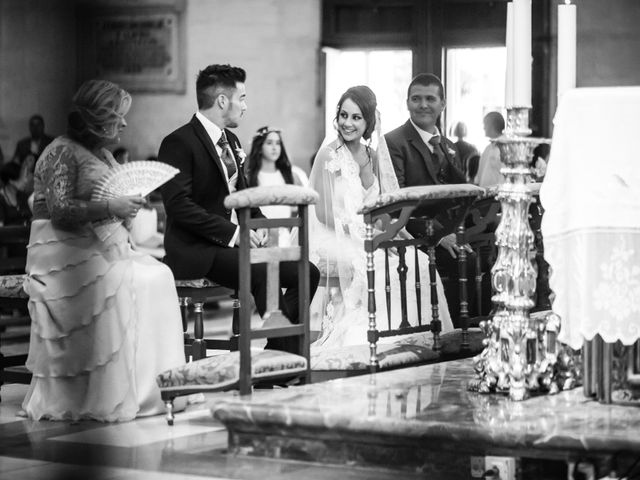 La boda de Alberto y Mayka en Elx/elche, Alicante 16