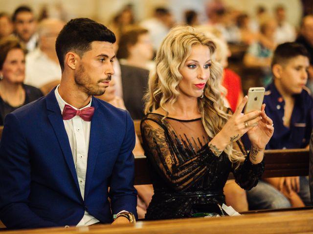 La boda de Alberto y Mayka en Elx/elche, Alicante 19