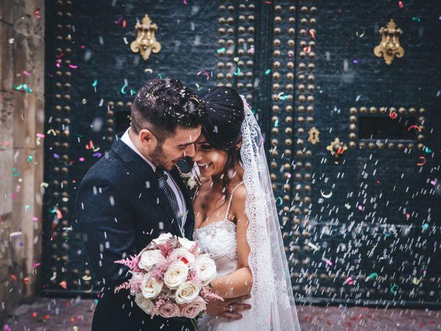 La boda de Mayka y Alberto