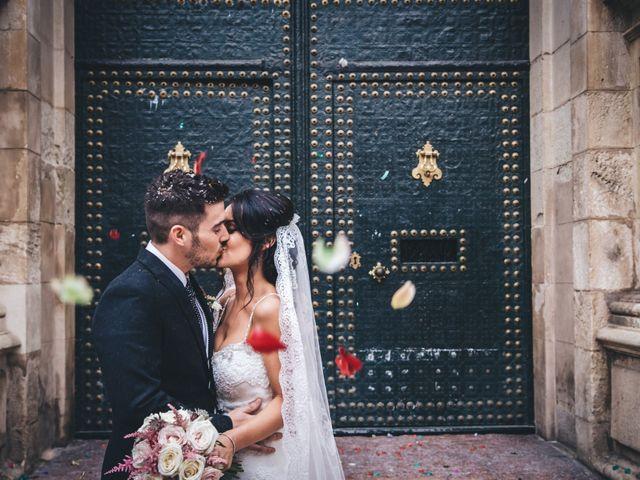 La boda de Alberto y Mayka en Elx/elche, Alicante 22