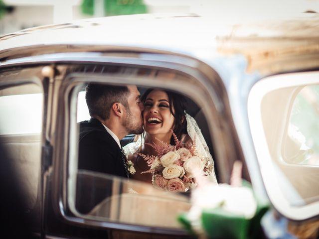 La boda de Alberto y Mayka en Elx/elche, Alicante 1