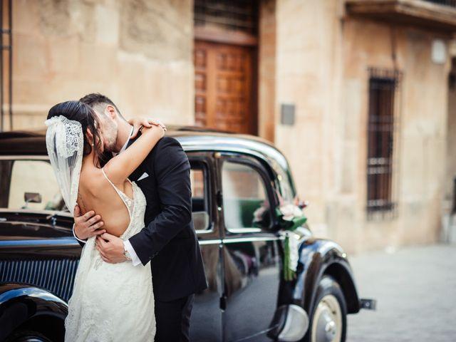 La boda de Alberto y Mayka en Elx/elche, Alicante 25