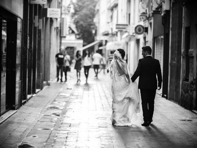 La boda de Alberto y Mayka en Elx/elche, Alicante 27