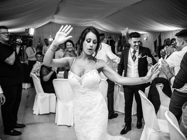 La boda de Alberto y Mayka en Elx/elche, Alicante 35