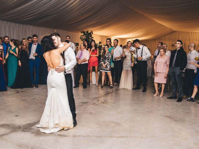 La boda de Alberto y Mayka en Elx/elche, Alicante 40