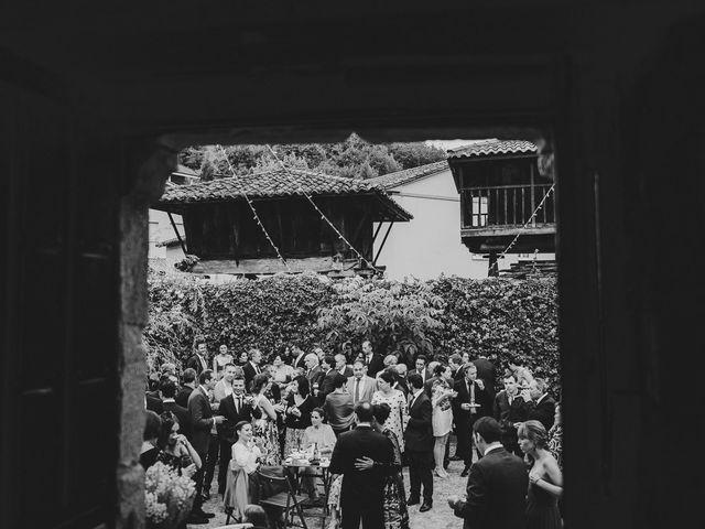 La boda de Pablo y Lorena en Grado, Asturias 33