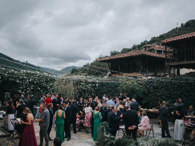 La boda de Pablo y Lorena en Grado, Asturias 40