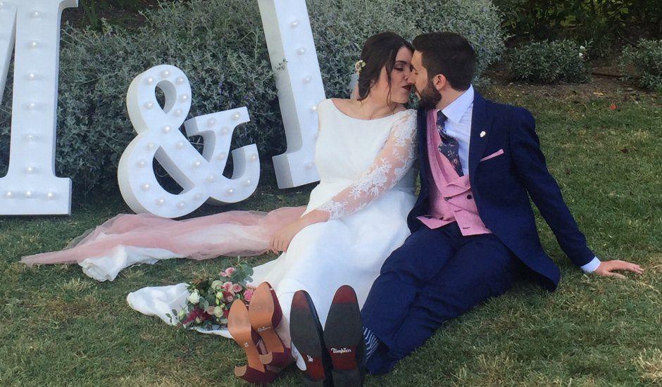 La boda de Mario y Laura en Leganés, Madrid