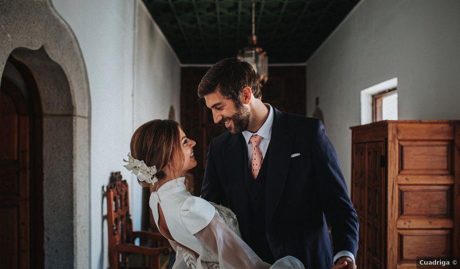 La boda de Jordi y Marta en Cáceres, Cáceres