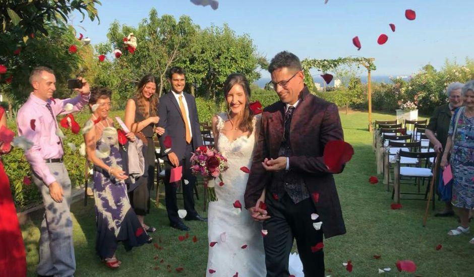 La boda de Gabriel y Lourdes en Cabrils, Barcelona