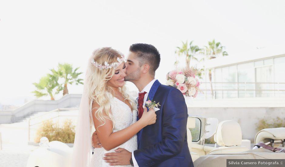 La boda de Jose y Angela en Alhaurin El Grande, Málaga