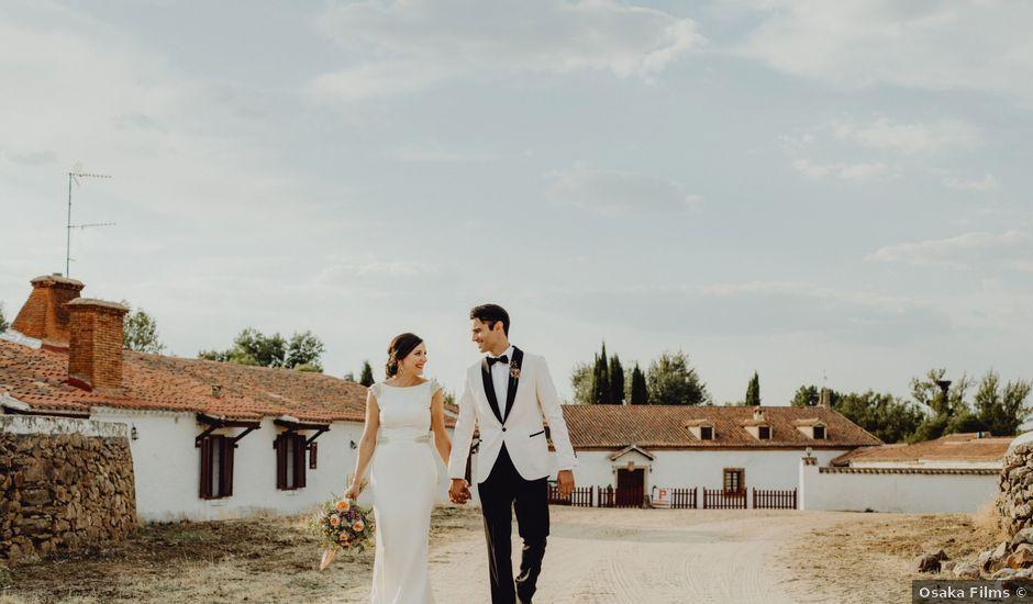 La boda de Filipe y Sara en Salamanca, Salamanca