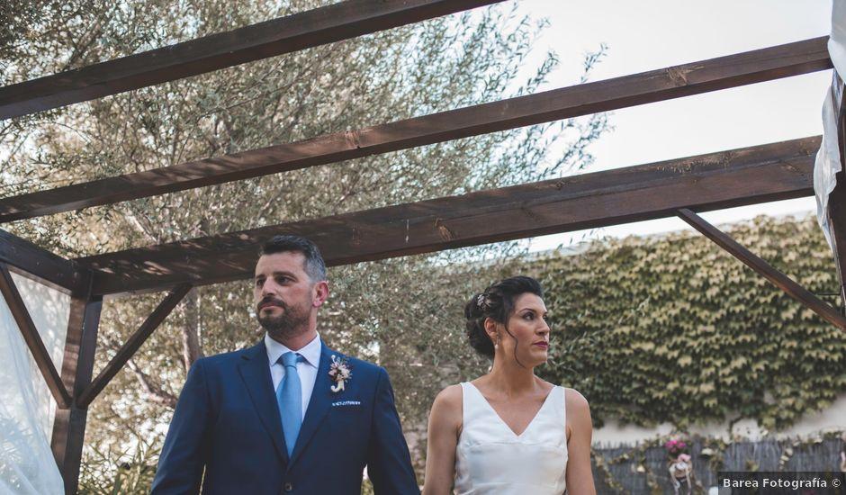 La boda de David y Jessica en Mas De Las Matas, Teruel