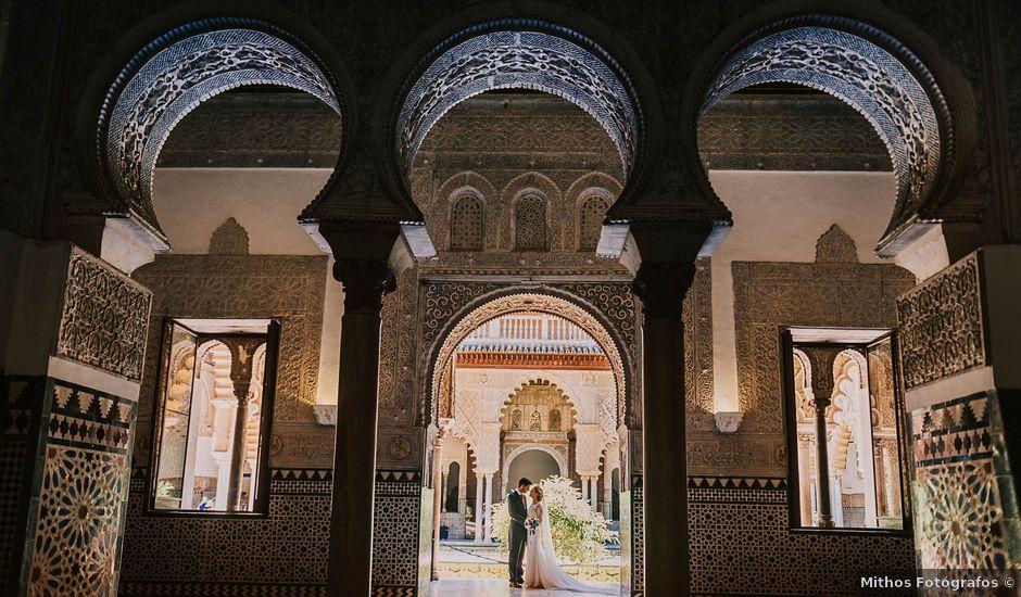 La boda de Pablo y Puri en Bollullos De La Mitacion, Sevilla