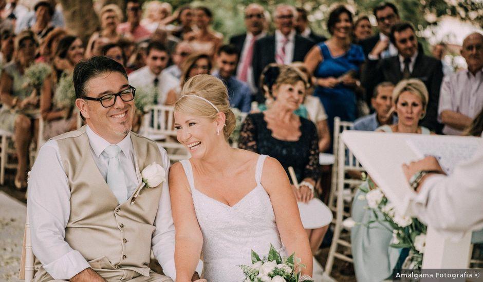 La boda de Tino y Lisa en Daya Vieja, Alicante