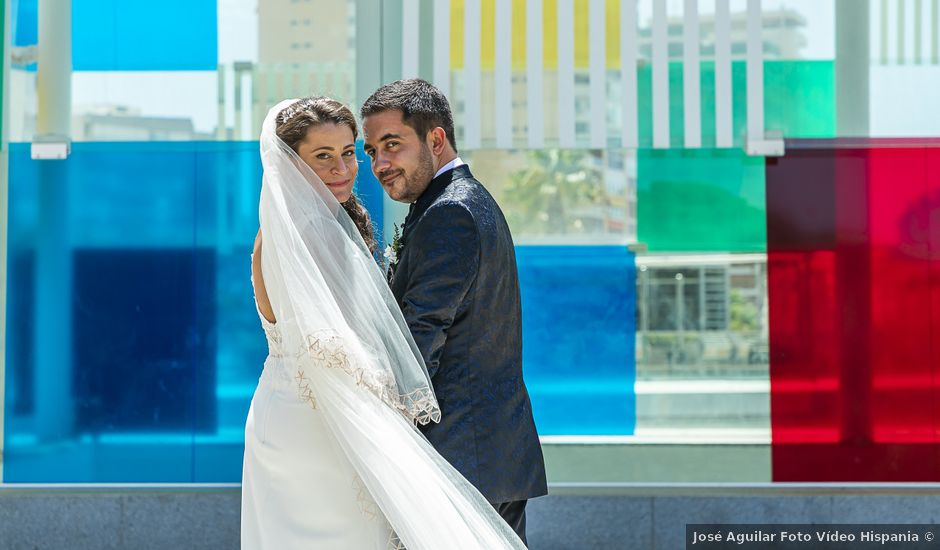 La boda de Raquel y José Manuel en Alhaurin El Grande, Málaga