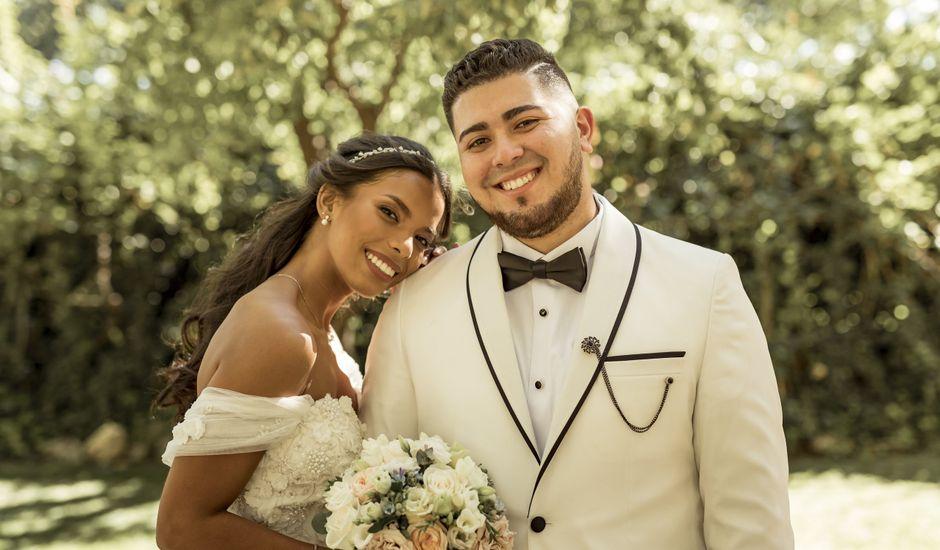 La boda de Axel y Yenny en Madrid, Madrid