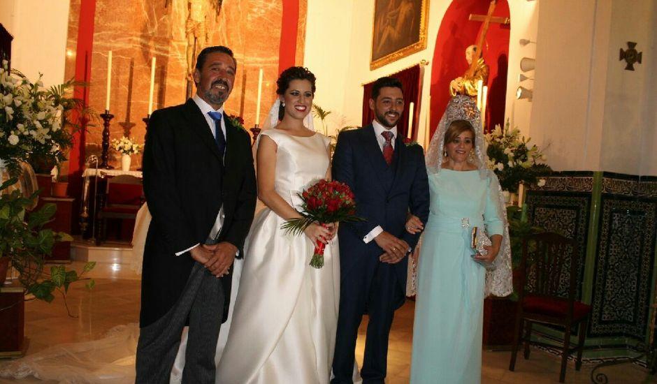 La boda de Migue y Noelia en Almensilla, Sevilla