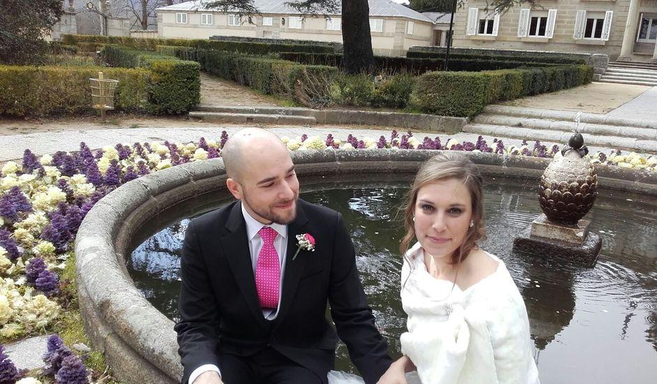 La boda de Toño y Elena en Fresnedilla De La Oliva, Madrid