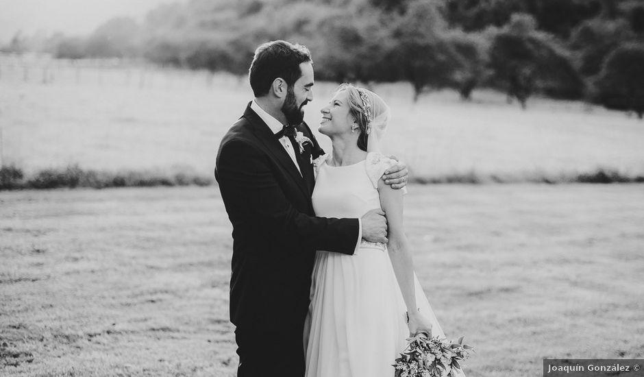 La boda de Pablo y Lorena en Grado, Asturias