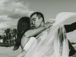 La boda de Elisenda y Radu 1