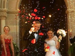 La boda de Elisenda y Radu 2
