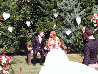 La boda de Nuria y Juan Antonio